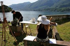 Art, History & Food: Bellagio for the Soul!