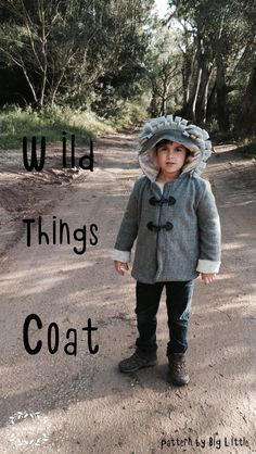 Wild Things Coat