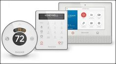 Joining Honeywell's Lyric line is a home security suite of sensors that play nice with other home automation tools.