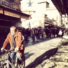 Ponte Vecchio in Bike Firenze