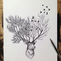 Beautiful By @alfredbasha _ #arts_help