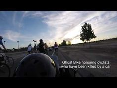 GoPro video of the Ride of Silence 2016