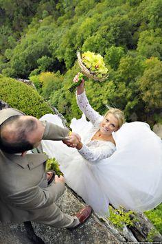 Extreme Ideen Hochzeitsbilder