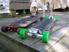 Cindrich Longboard
