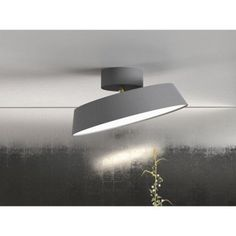 Contemporary Danish designer LED ceiling light in a matt grey finish with an adjustable head to create different accents of light. The Alba ceiling light is also available in a crisp white finish. Led Ceiling Lights, Hanging Lights, Wall Lights, Ceiling Design, Lamp Design, Interior Lighting, Lighting Design, Grey Ceiling, Hallway Designs