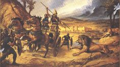 """Mesopotamia - The archaeologist Benno Landsberger writes in his 1926 book, """"The Beginning of Civilization in Mesopotamia"""", VOL 1, pp. 8-9, that """"The legend of the Seven Sages (who, emerging from the sea, imparted all technical skills and all knowledge to the Babylonians) may quite possibly have some historical basis."""""""