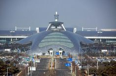 Incheon International Airport – Seoul, South Korea