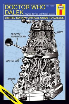 So you can maintain and repair your Dalek :)