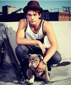 Dylan Sprayberry although he is a kid, he's a cutie!