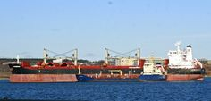 Ports | @HfxShippingNews: | JS Missouri for Bunkers: The Bulker JS Missouri put in for Bunkers over the weekend.… #Ports_HfxShippingNews_