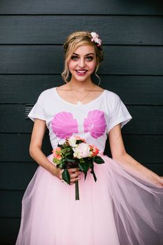 Hipster Mermaid Beach Wedding Inspiration - Beach Wedding Tips