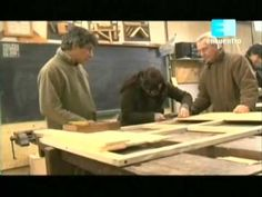 Curso de Carpintería - Clase 7 - Revestimiento, 1ra. a instancia de parte. - Youtube