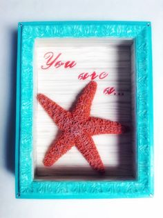 A personal favorite from my Etsy shop https://www.etsy.com/ca/listing/270274626/you-are-a-star