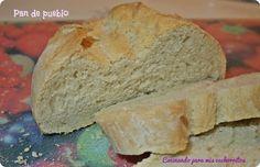 Pan de pueblo ~