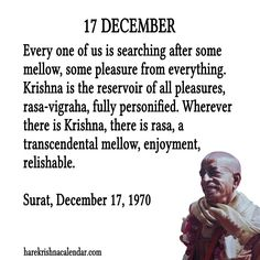 december month quotes prabhupada - Google Search