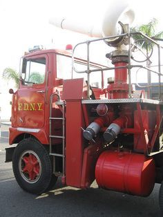 Vintage Fdny | FDNY Mack Super Pumper - 1965 | Flickr - Photo Sharing!