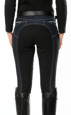 Full Seat Jean Breeches | EurosportNZ - bring the best of Europe to you