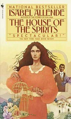 House of Spirits #book #novel #fiction