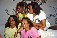 Exclusive photos of Van Halen playing the Cabo Wabo in Great video too! Sammy Hagar Van Halen, Van Hagar, Van Halen 2, Eddie Van Halen, Brad Delp, Red Rocker, Lita Ford, Best Guitarist, The Other Guys