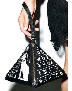 Kill Star Pyramid Handbag | Dolls Kill