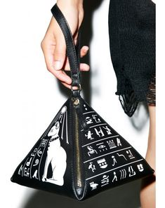 Kill Star Pyramid Handbag | Dolls Kill