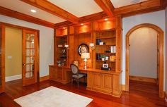 Image result for cherry crown molding