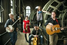 The Center for the Arts hosts Solas, Friday, March 1st, Irish music in Grass Valley