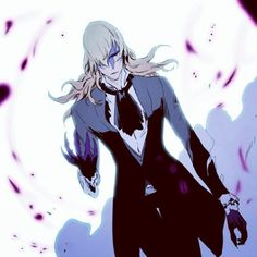 Noblesse-Frankenstein: Don't mess with his master, you won't live to see another day.