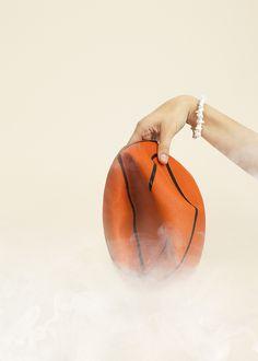 Juliana Paciulli (b. 1980)Uh-huh (Basketball), 2015archival pigment print in artists frame