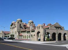 Santa_Fe_Station_and_Harvey_House,_San Bernardino, California