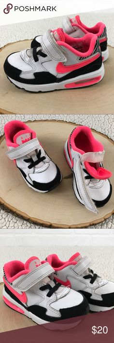 0f85bfe874f6eb Nike Air Max ST Girls Kid Child Toddler Sneakers These sneakers are  previously worn