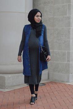 Sincerely Maryam: Denim Vest Vibes!