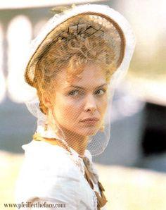 The Age of Innocence (1993) Michelle Pfeiffer as Ellen, Countess Olenska. Director: Martin Scorsese & #CostumeDesign: Gabriella Pescucci