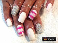 Nail Nail, Nail Polish, Spirit Finger, Nail Art Pictures, Nail Art Supplies, Great Nails, Nail Technician, Creative Nails, Nail Tips