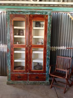 This was a drab old railways cupboard look at it now