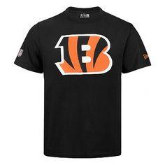 T-shirt New Era team logo NFL Cincinnati Bengals - Touchdown Shop