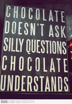 Chocolate is our life