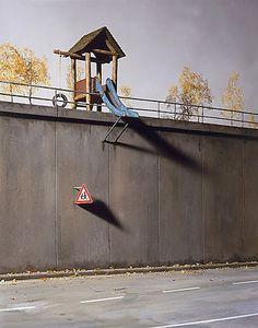 Frank Kunert - Small world - miniature photo's - Galerie