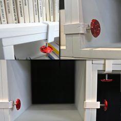 Assemblage Modular Bookcase - Google leiting