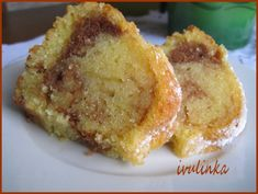 Bunt Cakes, Greek Recipes, Sweet Desserts, French Toast, Food And Drink, Pie, Yummy Food, Baking, Breakfast