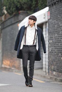 Jang Hyeon #kfashion