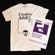 Creative Adult T-Shirt / BITY Release poster package