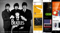 Celebrate Christmas Eve with The Beatles
