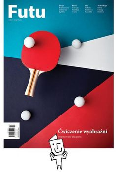 #1 most creative poll All together a crazy total 20.000 votes and 29% for this fab one from Futu magazine (Poland) as most creative cover out of 2015 Cover photo: Wojtek Woźniak/Makata Designed an published by Futu Group Creative Director: Wojtek...