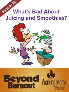 Juicing is a current