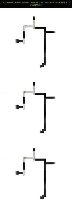 XA Standard Flexible Gimbal Ribbon Flat Cable Part #85 for For DJI Phantom 3 #camera #standard #kit #gadgets #parts #3 #products #gimbal #phantom #tech #plans #parts #shopping #dji #technology #racing #drone #fpv
