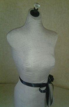Decorative dress form designs, unique mannequin accessory, jewelry display SALE