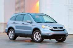Compact SUV/Crossover: 2005-2010 Honda CR-V Used car best bets