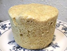 3 MINUTE VANILLA CAKE    2 tablespoons butter    1 egg    2 tablespoons water    1/4 cup granular Splenda or equivalent liquid Splenda    1/4 cup golden flax meal (see my update below)    1/4 cup almond flour (1 ounce - see my update below)    1/3 cup vanilla whey protein powder (1 scoop)    1/4 teaspoon baking powder    Pinch salt