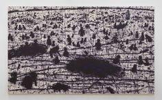 Hiroaki Nakatsugawa, Sea of Memory: Where do we go?, Etching, 2012  中津川浩章 「記憶の海・私たちはどこに行くのか」 2012年